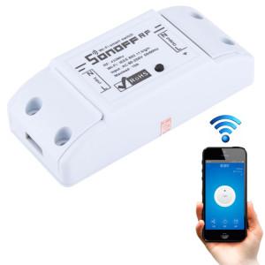 Sonoff 433MHz DIY WiFi Smart Télécommande sans fil Minuteur Module Interrupteur d'alimentation pour Smart Home, Soutien iOS et Android SS3516565-20
