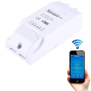 Sonoff POW DIY 16A 3500 W bricolage WiFi Smart sans fil à distance puissance consommation module de commutation pour Smart Home, soutien iOS et Android SS35191505-20