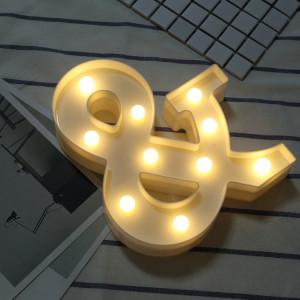 & Amp; Lumière décorative de symbole de forme, lumière sèche chaude accrochante debout de vacances de LED SH16ZB1446-20