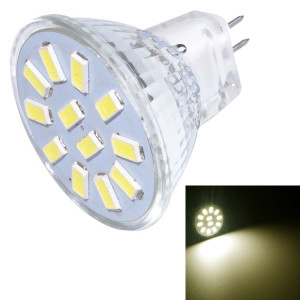 Ampoule Spotlight 3W, YouOKLight MR11 250LM 12 LED, DC 12V (blanc chaud) SY05WW1429-20