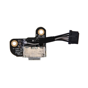 iPartsBuy pour Macbook (2009 et 2010) A1342 / 820-2627-A Jack MagSafe DC In SI0016281-20