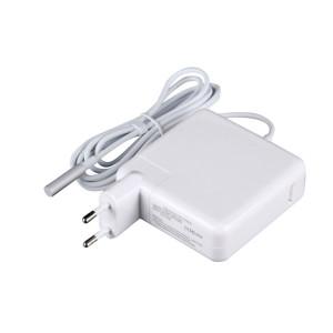 18.5V 4.6A 85W 5 Pin L Style MagSafe 1 chargeur d'alimentation pour Apple Macbook A1222 / A1290 / A1343, longueur: 1.7 m, UE Plug (blanc) SH025W902-20
