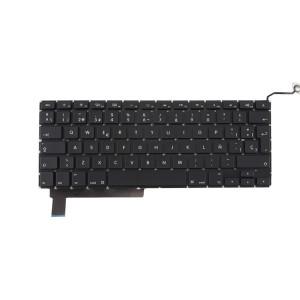 iPartsAcheter pour Macbook Pro 15 pouces A1286 (2009 2012) Clavier espagnol, pas de rétroéclairage SI00701554-20