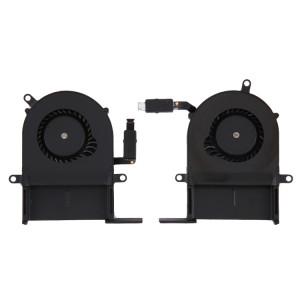 1 Paire iPartsAcheter pour Macbook Pro 13,3 pouces A1425 (fin 2012 début 2013) Ventilateurs de refroidissement (gauche + droite) S12139919-20