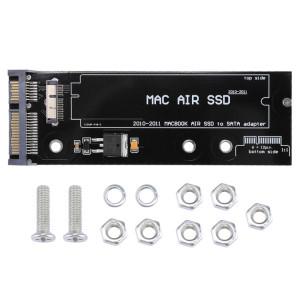 iPartsAcheter pour MacBook Air 11,6 pouces A1370 (2010-2011) et 13,3 pouces A1369 (2010-2011) SSD vers SATA SI5725828-20