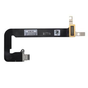 iPartsAcheter pour MacBook 12 pouces A1534 (2016) 821-00482-A Câble Flex pour connecteur d'alimentation SI6125831-20