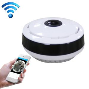 JJX-1801 Fisheye grand angle 1.0MP Smart Wireless Wifi caméra IP, carte de soutien TF (128 Go max) SH0057967-20