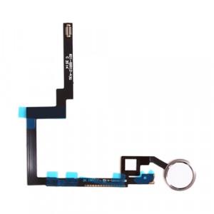 Bouton Accueil Câble Flex pour iPad Mini 3 / A1599 / A1600 / A1601 (Argent) SH073S95-20