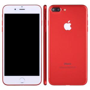 Pour iPhone 7 Plus Dark Dummy Faux Mannequin, modèle d'affichage (rouge) SP014R1195-20