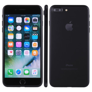 Pour iPhone 7 Plus écran couleur faux travail factice, modèle d'affichage (noir) SP017H1481-20