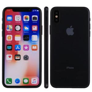 Pour l'écran de couleur de l'iPhone X faux modèle factice d'affichage de faux (noir) SP020B70-20