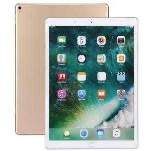 Pour iPad Pro 12.9 pouces (2017) Tablet PC Écran couleur Non-Faux Mannequin Faux Modèle d'affichage (Or) SP683J1916-20