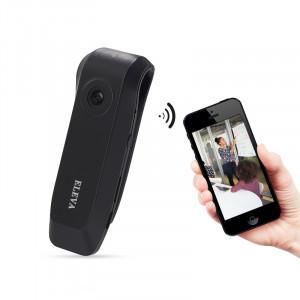 Stylo pour appareil photo portable A1803 1280 × 960P / enregistreur portable, avec fente pour carte TF et support WIFI et contrôle des téléphones portables (Noir) SH110B193-20