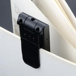 C9 1920 * 1080P Stylo enregistreur de caméra HD portable, avec extension de carte 128G et sélection de caméra bidirectionnelle et vision nocturne infrarouge (Noir) SH111B955-20