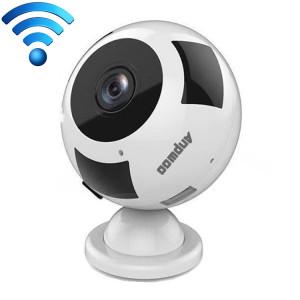 Anpwoo MN003 Caméra IP panoramique Wi-Fi panoramique 360 degrés 960P HD, prise en charge de la détection de mouvement et de la vision nocturne infrarouge et de la carte TF (max. 64 Go) SA03701943-20