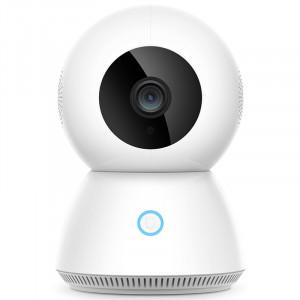 Caméra IP intelligente d'origine Xiaomi MIJIA Xiaobai édition améliorée 1080P HD, angle de vue de 360 degrés, prise en charge de la détection de mouvement AI et de la carte infrarouge et de vision infrarouge (64 Go SX2369454-20