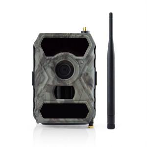 S880G 5MP IP54 Caméra de piste de chasse 3G étanche à vision nocturne IR, programme Sunplus 5330, grand angle 100 degrés, angle de détection PIR de 110 degrés, prise en charge de l'application mobile SH1380431-20