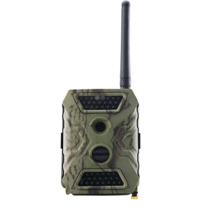S680M 3MP IP54 caméra de piste de chasse de sécurité étanche, écran LCD intégré de 2,0 pouces, prend en charge la carte SD de 32 Go et MMS, programme Sunplus 5330 SH13871380-20