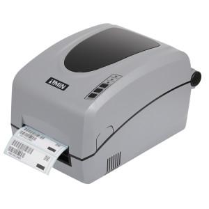 Supermarché automatique thermique d'imprimante de code barres d'étalonnage automatique de port USB H8, magasin de thé, restaurant, taille maximum de papier thermique soutenu: 57 * 30mm SH03171031-20