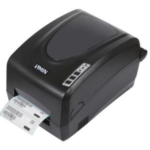 Imprimante de code-barres d'étalonnage automatique thermique, port USB, pratique, supermarché, magasin de thé, restaurant, format de papier thermique pris en charge: 57 * 30 mm (noir) SH318B1609-20
