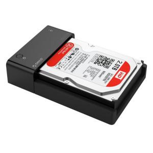 ORICO 6518US3 USB 3.0 Type-B 2.5 / 3.5 pouces Outil HDD Station d'accueil Station d'accueil externe Boîtier de disque dur externe (noir) SO538B449-20