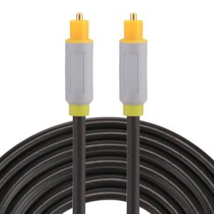 3m OD5.0mm Toslink mâle vers mâle câble audio numérique optique SH0740462-20