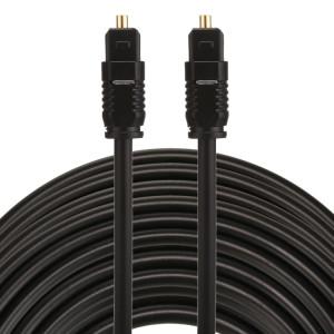 EMK 25 m OD4.0mm Toslink mâle vers mâle câble audio numérique optique SH0762726-20