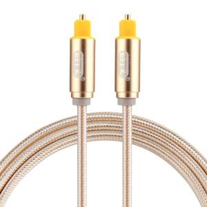 EMK Câble audio numérique Toslink mâle mâle audio optique (or) SH781J793-20