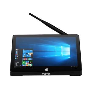PiPo X10 Pro Tablet PC Style Tablet Mini PC, 4 Go + 64 Go, 10000 mAh batterie, 10,8 pouces Windows 10 Intel Cherry Trail Z8350 Quad Core 1,92 GHz, support TF carte et Bluetooth et WiFi et LAN et HDMI SP08781140-20