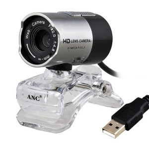 Aoni ANC Wolf Demon Night Vision IPTV WebCam Teleconference Enseignement Caméra de diffusion en direct avec microphone, Plug-and-Play sans lecteur SH09281412-20