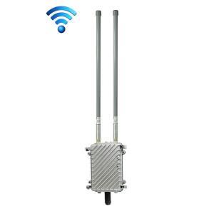 COMFAST CF-WA700 Pont réseau sans fil extérieur Qualcomm AR9341 300Mbps / s avec double antenne Adaptateur POE 48V et mode AP / Routeur, Fonction Classfication, 85 périphériques se connectant de manière synchrone SC11071905-20
