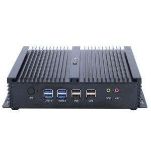 HYSTOU FMP04B-i5-4200U Mini PC Core i5-4200U Intel QS77 Express 2,6 GHz, RAM: 8 Go, ROM: 128 Go, Prise en charge de Windows 10 / Linux OS SH13681390-20