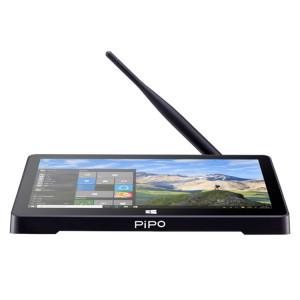 PiPo X8 Pro Style Box TV Mini PC, 2 Go + 32 Go, 7 pouces Windows 10 et Android 5.1, Intel Cherry Trail X5-Z8350 Quad Core, carte TF de soutien / Bluetooth / WiFi / LAN / HDMI, prise US / UE SP1565367-20