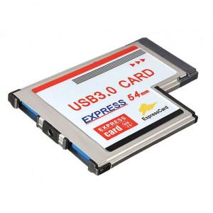 Carte Express PCI Express à 5 Ports 5 Gbps PCI 54mm pour Ordinateur Portable / Portable SC25241396-20