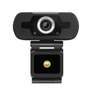 Caméra Web HD-F18 1080P multifonction avec caméra Web et microphone (noir) SH565B789-20