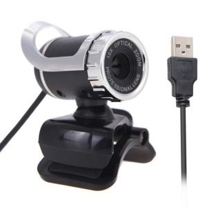 A859 12,0 mégapixels HD 360 degrés WebCam USB 2.0 PC caméra avec microphone d'absorption acoustique pour ordinateur portable PC, longueur de câble: 1,4 m SH34511066-20