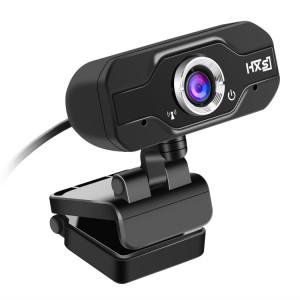 Webcam HXSJ S50 30fps 100 mégapixels 720P HD pour ordinateur de bureau / ordinateur portable / Smart TV, avec microphone insonorisant de 10 m, longueur: 1,4 m SH488087-20