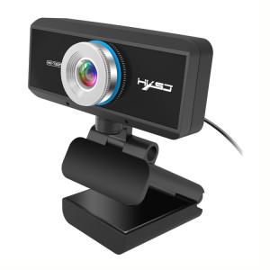 Webcam HXSJ S90 30fps 1 mégapixel 720P HD pour ordinateur de bureau / ordinateur portable / Android TV, avec microphone insonorisant de 8 m, longueur: 1,5 m SH48831124-20