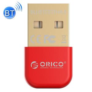 ORICO BTA-403 Adaptateur Bluetooth 4.0 Vitesse de Transfert USB 3Mbps (Rouge) SO658R1692-20