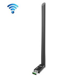 COMFAST CF-WU757F Adaptateur WiFi sans fil USB 2.0 de pilote sans fil 150Mbps Carte réseau externe avec antenne externe 6dBi SC62271742-20