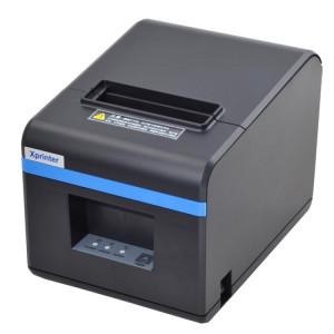 Imprimante de codes à barres à étalonnage automatique thermique Xprinter XP-N160II USB Port SX83521647-20