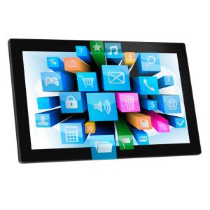 Cadre photo numérique à écran LCD de 21,5 pouces, RK3188 Quad Core Cortex A9 jusqu'à 1,6 GHz, Android 4.4, 1 Go + 8 Go, WiFi support & Ethernet & Bluetooth & carte SD & Jack 3,5 mm SH1024332-20