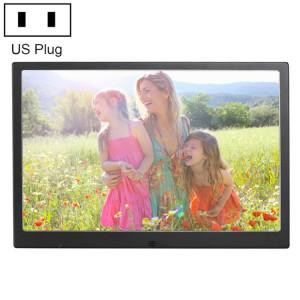 HSD1202 12,1 pouces 1280 x 800 Cadre photo numérique haute résolution avec support et télécommande, prise en charge des cartes SD / MMC / MS / port USB SH65121663-20