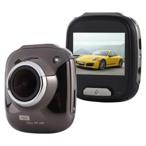 G50 mini voiture DVR caméra 2.0 pouces écran lcd hd 1080p 170 degrés grand angle affichage, soutien détection de mouvement / carte tf / g-capteur (noir) SH070B1902-20