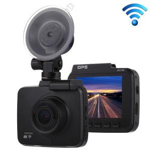 GS63H Voiture DVR Caméra 2.4 pouces LCD HD 2880 x 2160P 150 Degrés Grand Angle Affichage, Support Motion Détection / TF Carte / G-Capteur / GPS / WiFi / HDMI (Noir) SH071B41-20