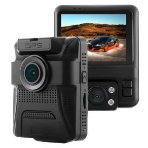 GS65H Voiture DVR Caméra 2.4 pouces Écran LCD HD 1080 P 150 Degrés Grand Angle Affichage, Soutien Motion Détection / TF Carte / G-Capteur / HDMI (Noir) SH072B1598-20