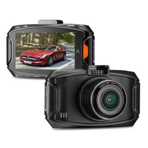 GS90C Voiture DVR Caméra 2.7 pouces Écran LCD HD 2304 x 1296 P 170 Degrés Grand Angle Affichage, Soutien Détection de Mouvement / TF Carte / G-Capteur / HDMI (Noir) SH073B1768-20