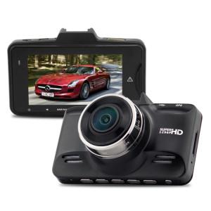 GS98C Voiture DVR Caméra 2.7 pouces LCD Écran HD 2304 x 1296 P 170 Degrés Grand Angle Affichage, Soutien Motion Détection / TF Carte / G-Capteur / HDMI (Noir) SH074B1326-20