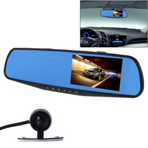 G20 HD 1080P 4,3 pouces écran d'affichage du véhicule DVR avec caméra de recul, Generalplus 2248 programmes, 170 degrés de grand angle de visualisation, fonction d'enregistrement de boucle de soutien / détection SH0434915-20