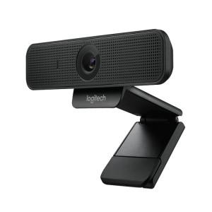 Webcam HD Logitech C925E 1080p avec cache de sécurité intégré (Noir) SL668B1598-20